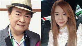 劉福助,狄鶯/翻攝自劉福助、狄鶯臉書