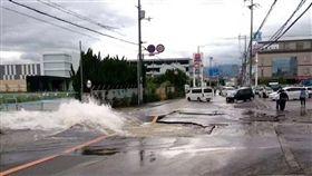 日本,大阪,地震,斷電,停駛,新幹線,電梯,環球影城 翻攝畫面