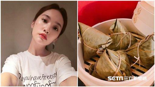 楊丞琳、端午節、粽子、農曆生日/楊丞琳IG、記者馮珮汶攝