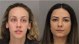 上網吹噓功力一流 女老師聯手閨密「獵捕高中生」 圖/翻攝Santa Clara County Sheriff's Office
