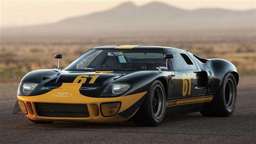 Ford GT40。(圖/翻攝Rmsothebys網站)