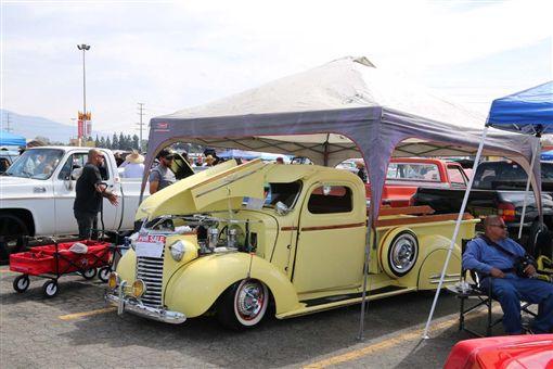 (車訊網/業配)滿足你的掏寶心Pomona Swap Meet(3/4) 美國車的主場優勢