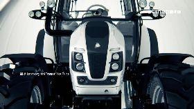A藍寶拖拉機1200