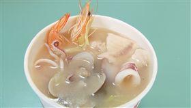 台大,美食,好料,必吃,海產粥,海鮮,阿英海產粥(記者郭奕均攝影)