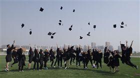 畢業典禮,畢業生,學士服 示意圖/Pixabay