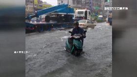 高雄雨淹水2400