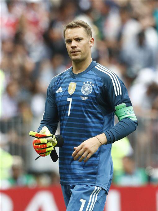 世足賽瀕淘汰,德國隊長:每一場都是決賽。(圖/美聯社/達志影像)