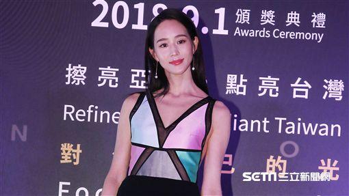 張鈞甯出席亞太影展記者會/記者邱榮吉攝影