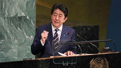 日本首相安倍晉三圖/翻攝自首相官邸臉書