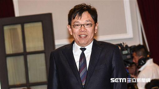 總統府副秘書長姚人多。 圖/記者林敬旻攝