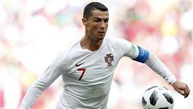 ▲C羅成為國際賽進球最多的歐洲選手。(圖/美聯社/達志影像)