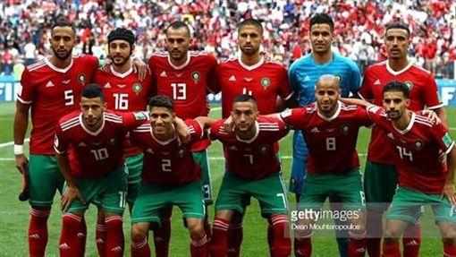 ▲摩洛哥無緣晉級。(圖/取自摩洛哥足協 IG)