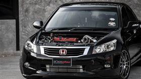 Honda Accord 養蝸牛 450hp的「好爸爸」開外掛(圖/車訊網)