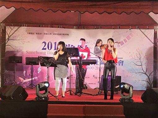 邱婷蔚辦社區音樂會 打造有溫度三重蘆洲