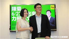 民進黨台北市長參選人姚文智今正式公布首支競選影片,同時也公布團隊組成名單。(圖/姚辦提供)