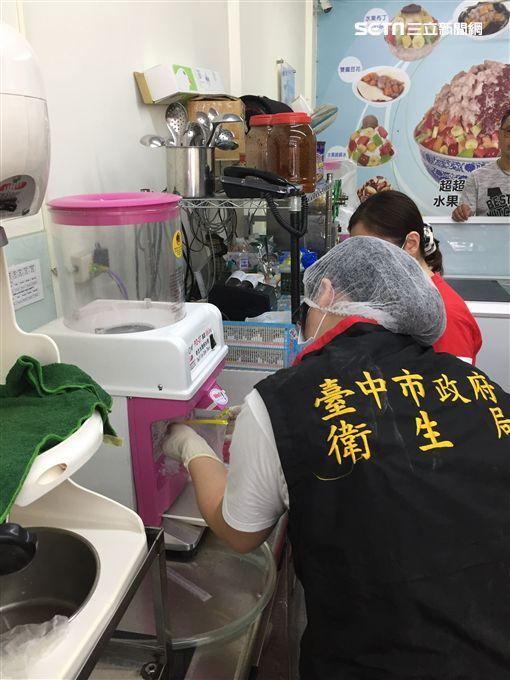 中市抽驗冷飲冰品 1件青草茶原料殘留農藥