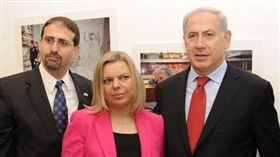 ▲以色列總理班傑明妻子莎拉(圖/翻攝自維基共享資源)