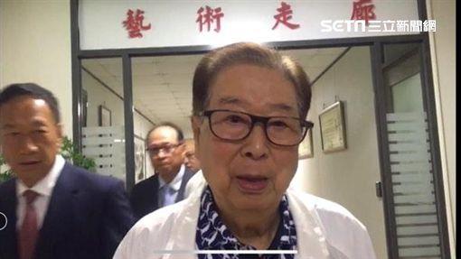 阿土伯 郭台銘三立新聞大平台
