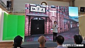 台灣數位模型試營運記者會,文化部長鄭麗君,科技部長陳良基(圖/記者李英婷攝)