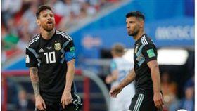▲英國媒體報導梅西將退出國家隊。(圖/截自網路)