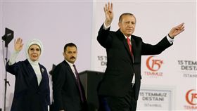 土耳其總統艾爾段,Recep Tayyip Erdogan(圖/美聯社/達志影像)