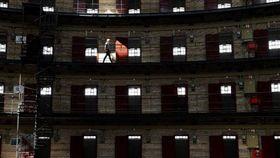 16:9 「進口」犯人還是不夠關 荷蘭監獄慘變「蚊子館」倒光光 荷蘭 監獄 圖/翻攝自Twitter
