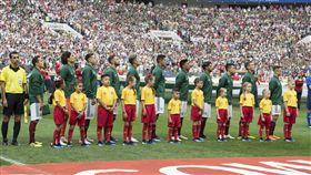 墨西哥是世足賽史中最多敗的隊伍。(圖/美聯社/達志影像)