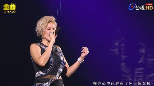 A-Lin,/翻攝自YouTube