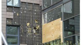 飆車族老大持反坦克飛彈 攻擊雜誌所在大樓(圖/翻攝自dutchnews.nl)