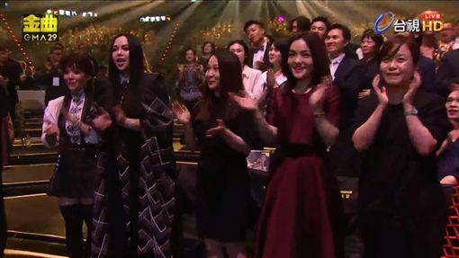 蘇芮,阿妹,張惠妹,安那,徐佳瑩,/翻攝自YouTube