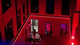 比利時,性工作,紅燈區,性交易,性服務,Ostend,Hazegras 圖/翻攝自每日星報
