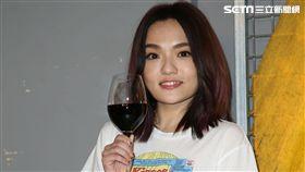 徐佳瑩坦言目前非比爾賈導演不嫁。(圖/記者蔡世偉攝影)