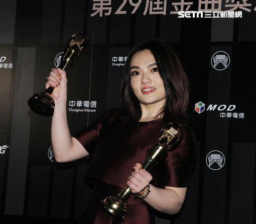徐佳瑩 陳奕迅/記者邱榮吉攝影