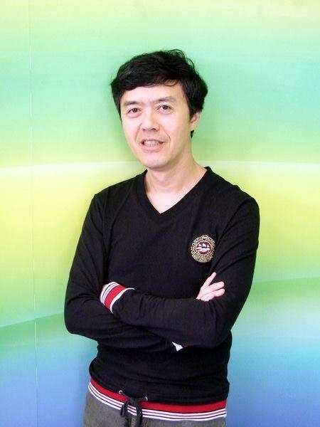 ▲陳樂融認為昨天蕭敬騰的主持非常成功。(圖/翻攝自臉書)