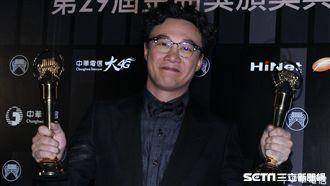 陳奕迅領獎自拍曝光「隨手拍就超強」