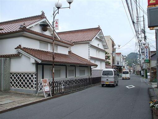 日本三大釀酒鄉之一東廣島市。(圖/翻攝維基百科)