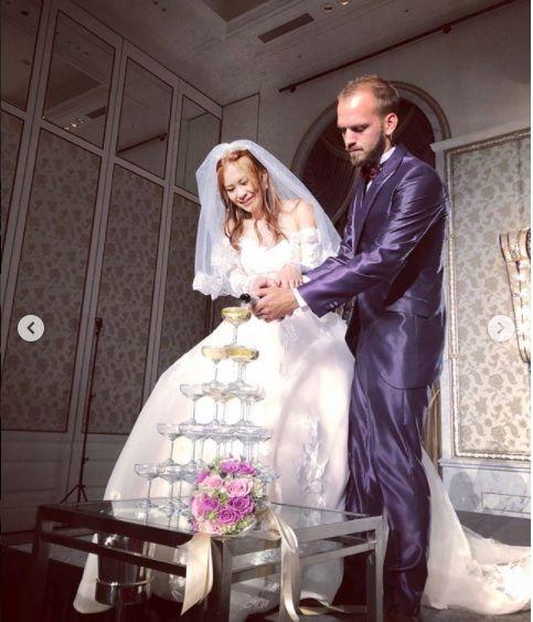 ▲陳柏霖的妹妹日前開心出嫁。(圖/翻攝自IG)