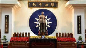無名英雄紀念碑/中央社