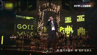 蕭敬騰主持受好評 表演苦練上百遍