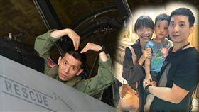 空軍F-16戰機飛官吳彥霆/翻攝自林芳瑩臉書