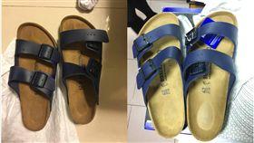 好市多,Costco,勃肯,拖鞋,左腳,買鞋,退貨,亂象(圖/翻攝自臉書Costco好市多 商品經驗老實說)
