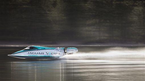 Jaguar V20E快艇。(圖/翻攝Jaguar網站)