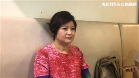 崔佩儀看到孫鵬夫婦平安返台:「打從心裡替他們高興」。