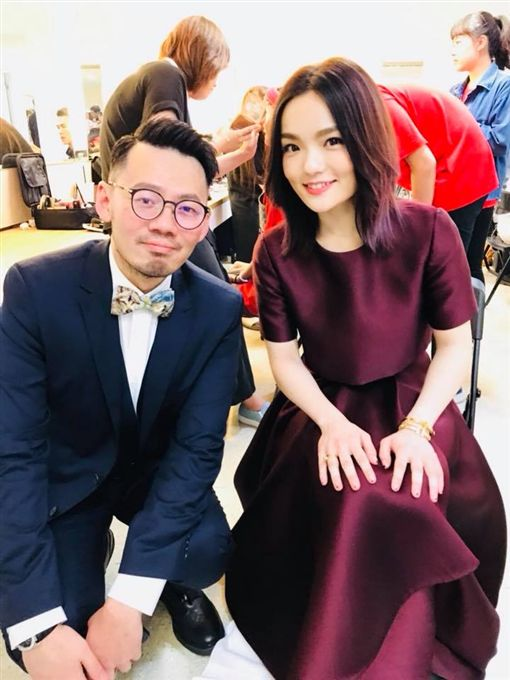 徐佳瑩。(翻攝臉書)