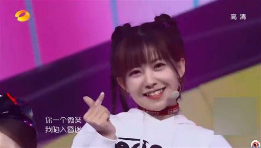 湖南衛視,火箭少女101/翻攝自湖南衛視微博