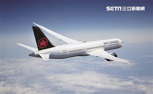 加拿大航空, 787夢幻客機。(圖/加航提供)