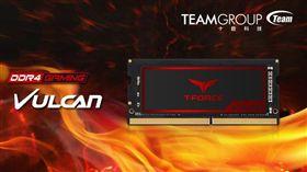 十銓科技提供 電競筆電 記憶體T-FORCE VULCAN