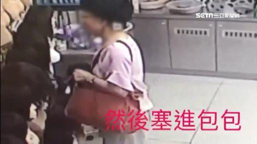 婦人3年半偷5頂假髮 業者怒PO網抓賊