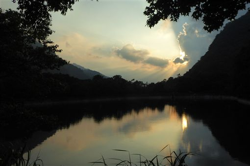 奧萬大森林遊樂區(圖/翻攝自奧萬大情報站)