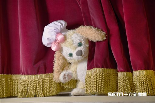 迪士尼新角色, Cookie, Duffy新朋友(圖/香港迪士尼提供)